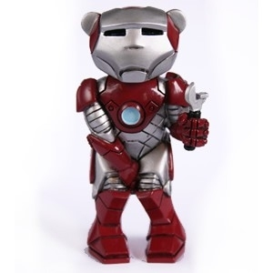 Iron Bear - Movie Bear