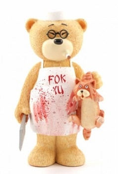 Fok Yu - Club Membership Bear 2005