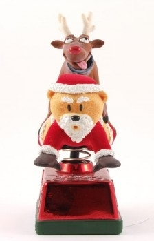 Prancer - Christmas Bear 2006