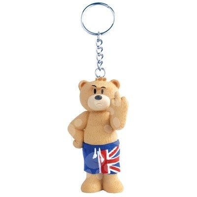 Shorty Flag - Keyring