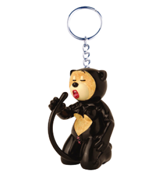 Kitty - Keyring
