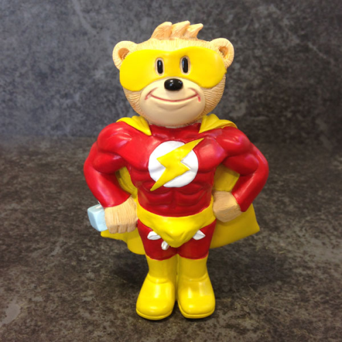 Super Ted - Bear of the Month März 2014