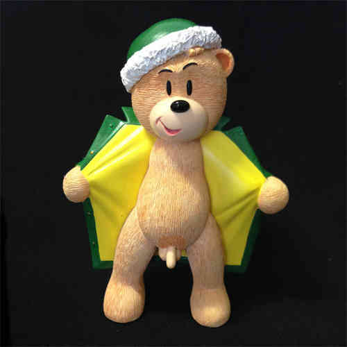 "XMAS Willy - Bear of Britain 6"" - Limited Edition"