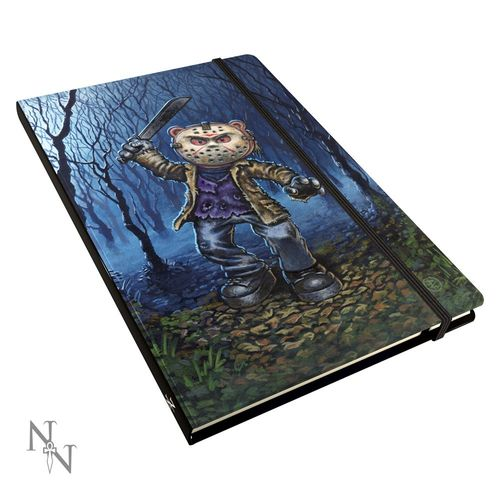 Jason Journal Notebook