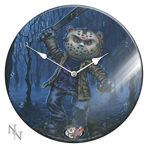 Jason Glass Clock